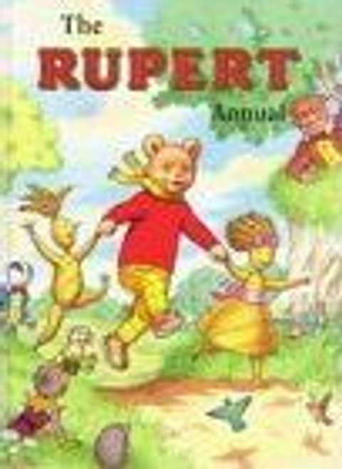 Harrold, John / The Rupert Annual (Children's Coffee Table)