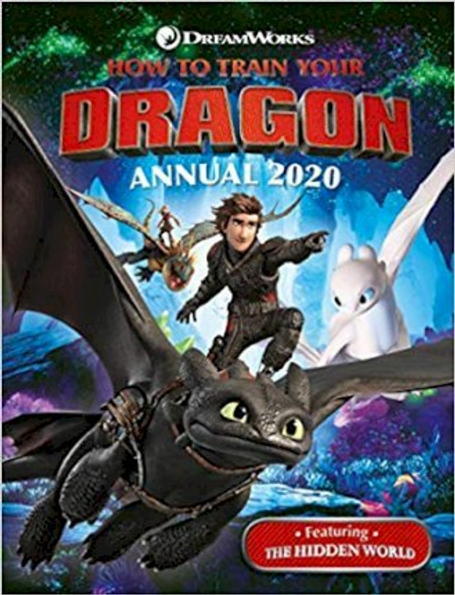 How to Train Your Dragon Annual 2020 (Children's Coffee Table)