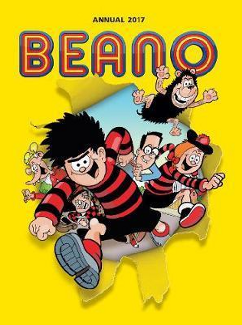 The Beano Annual 2017 (Children's Coffee Table)