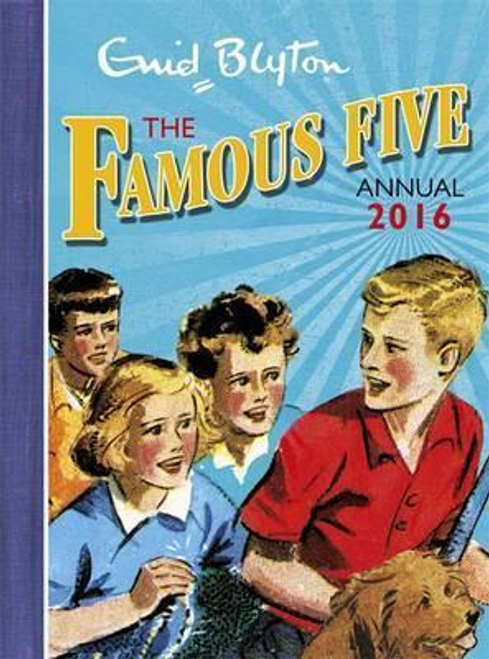 Blyton, Enid / The Famous Five Annual 2016 (Children's Coffee Table)