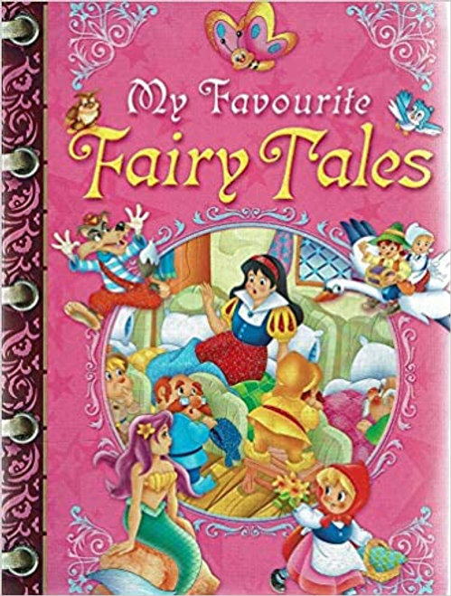 My Favourite : Fairy Tales (Children's Coffee Table)