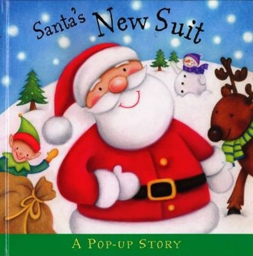 Broom, Jenny / Santa's New Suit (Children's Coffee Table)