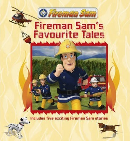 Fireman Sam's Favourite Tales (Children's Coffee Table)