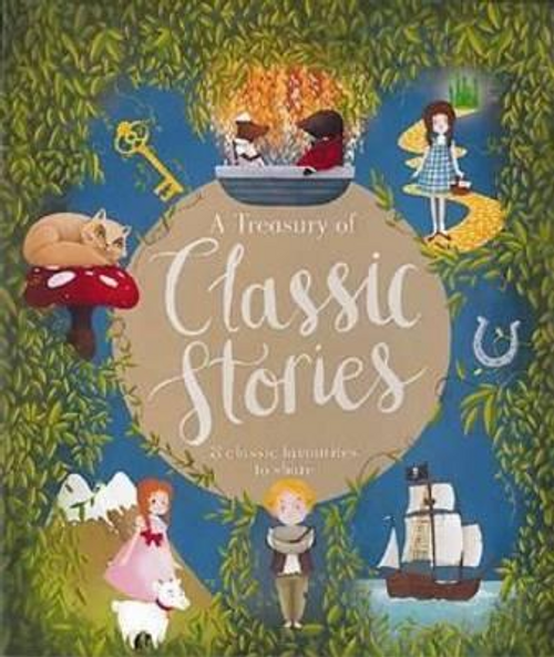 A Treasury of Classic Stories (Children's Coffee Table)