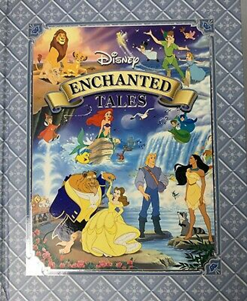 Disney : Enchanted Tales Book (Children's Coffee Table)
