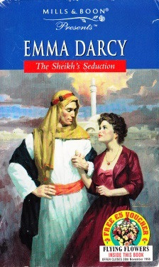 Mills & Boon / Presents / The Sheik's Seduction