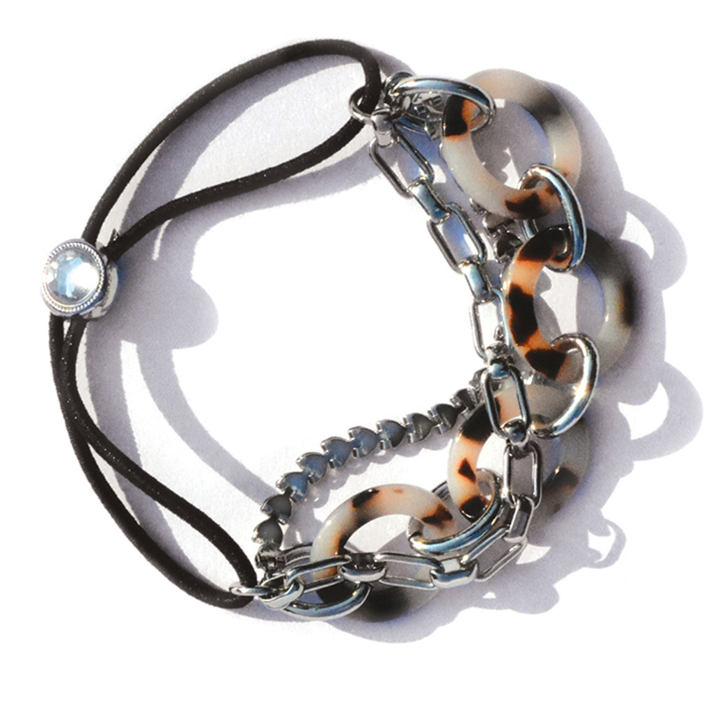 Piece of Cake Bracelet/Hair Tie