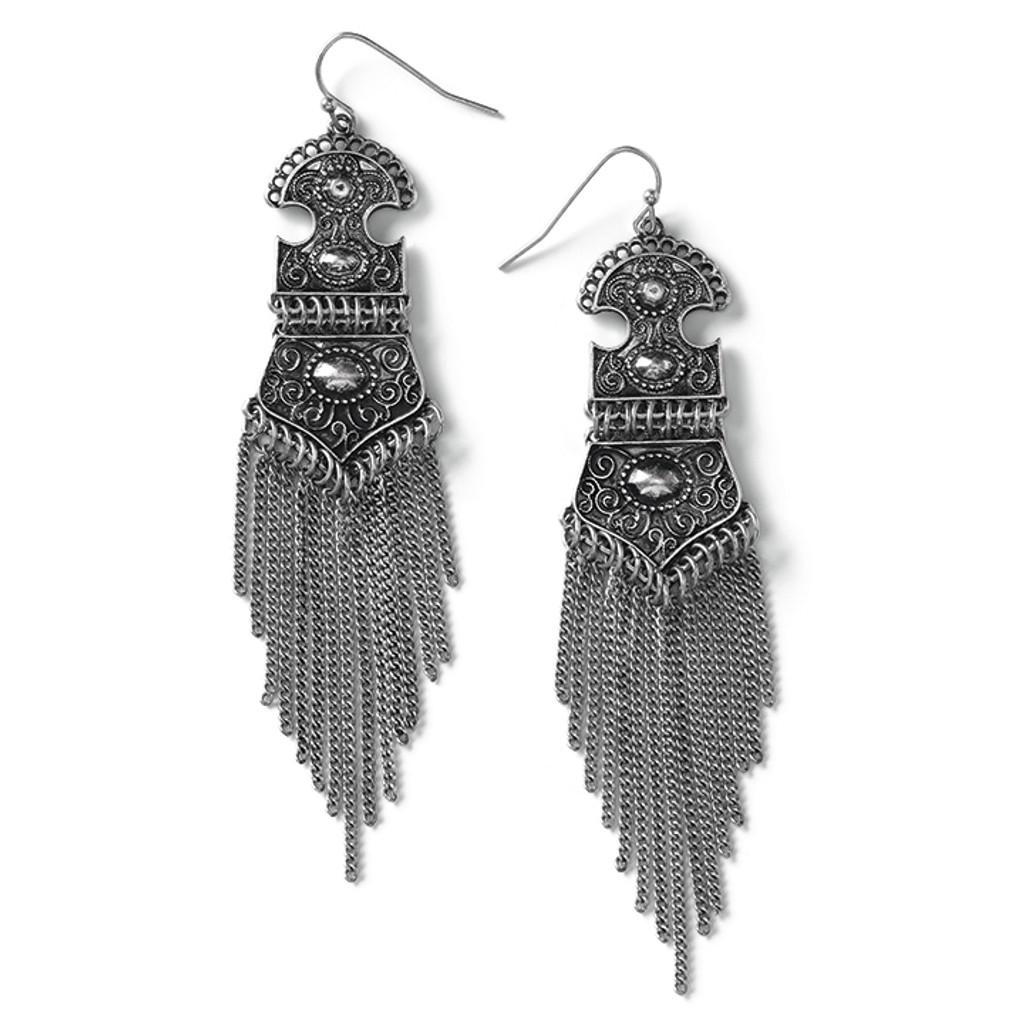 Relic Earrings