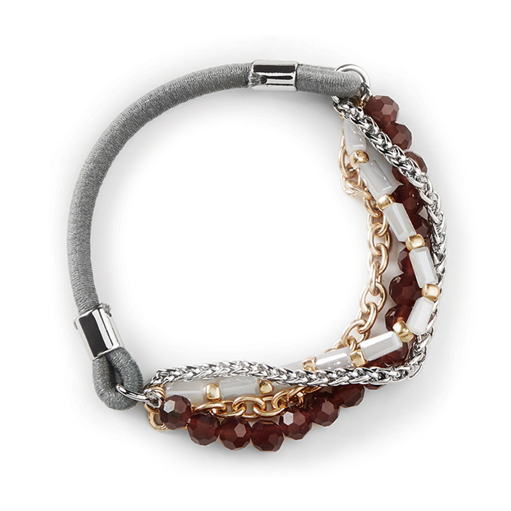 Tailgate Bracelet/Hair Tie