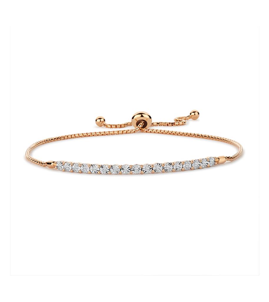 Frost Yourself Diamond Bracelet