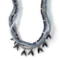 Blue Jay Necklace/Headband