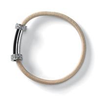 Chenille Nude Bracelet/Hair Tie