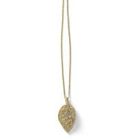 Lush Leaf Necklace
