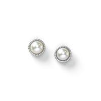 Pearled Earrings