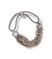 Taffeta Bracelet/Hair Tie