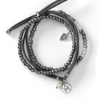 Trifecta Bracelets - Gray