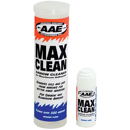 AAE Max Clean Arrow Cleaner 3 oz.