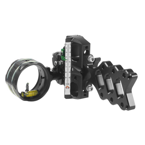Axcel Accuhunter Sight 1 Pin Green .010