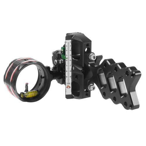 Axcel Accuhunter Sight 1 Pin Red .010