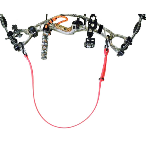 Gibbs Bio Flex Bow Sling Red