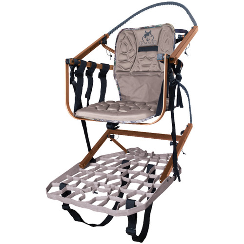 Lone Wolf Wide Sit and ClimbII Treestand