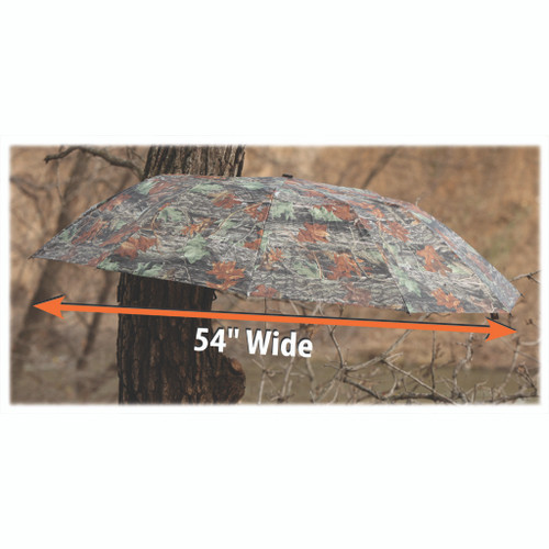 Muddy Pop-Up Umbrella