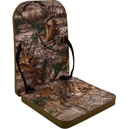 ThermaSeat Elevate Seat Tree Stand Hunter Folding Realtree Edge
