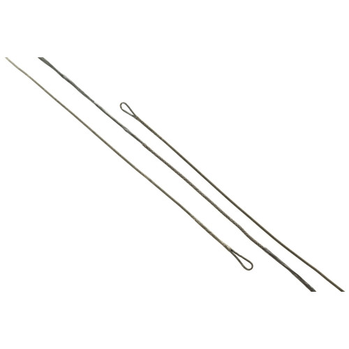 J and D Bowstring Black 452X 52 in.