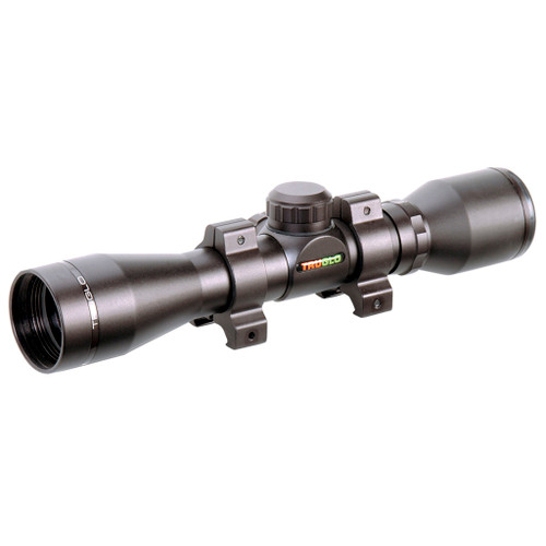 TruGlo 4x32 Crossbow Scope Multi Reticle Black