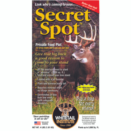 Whitetail Institute Imperial Secret Spot 4 lb.