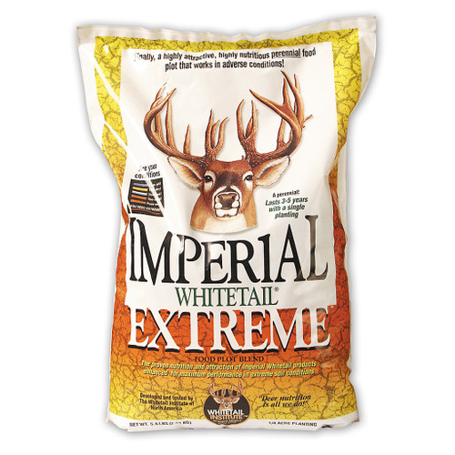 Whitetail Institute Extreme Wildlife Seed Blend 5 lb.