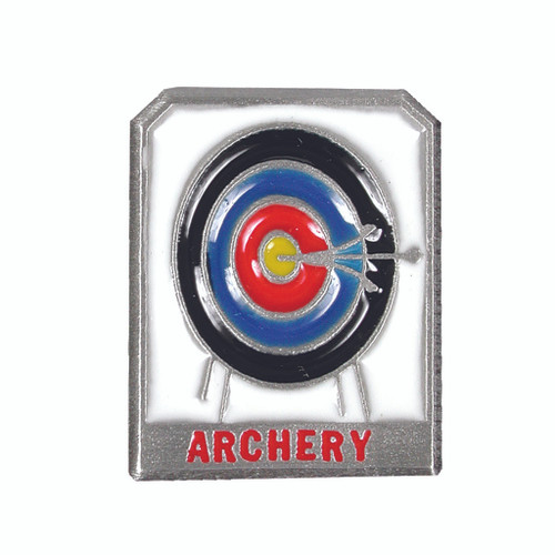 Empire Pewter Pin Archery Target
