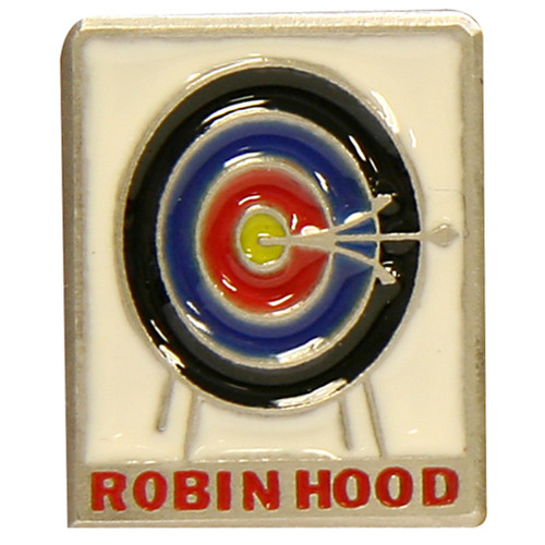 Empire Pewter Pin Robinhood
