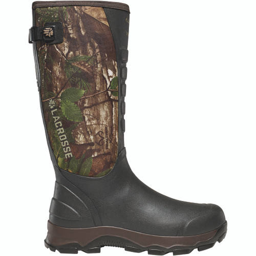 LaCrosse 4X Alpha Snake Boot Realtree Xtra Green 11