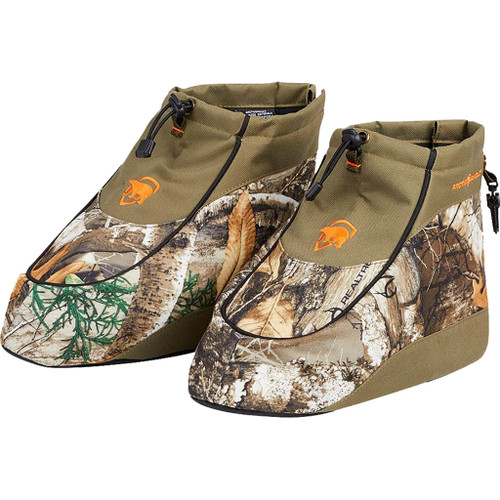 Arctic Shield Boot Insulators Realtree Edge Large 10-11