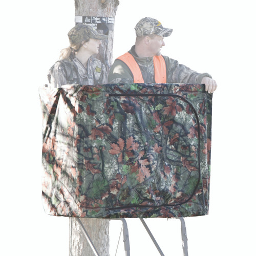 Rivers Edge Curtain Ladder2 Man