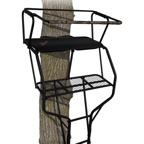 Big Game The Guardian Xlttwo Man Ladder Stand 18 Ft.