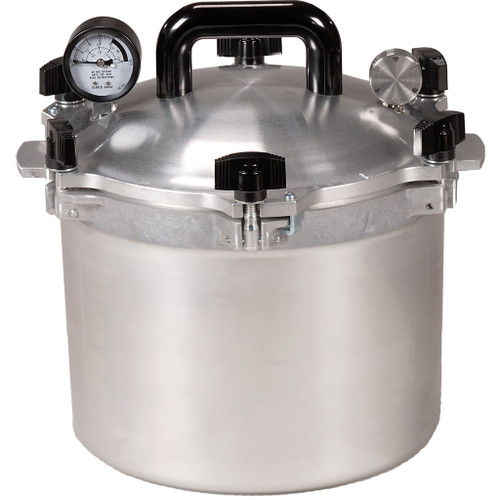 All American Canner Pressure Cooker10.5 Qt.
