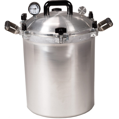 All American Canner Pressure Cooker30 Qt.