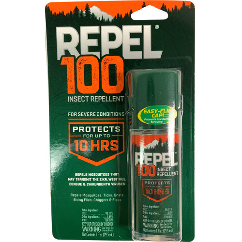 Repel 100% Deet Pump1oz
