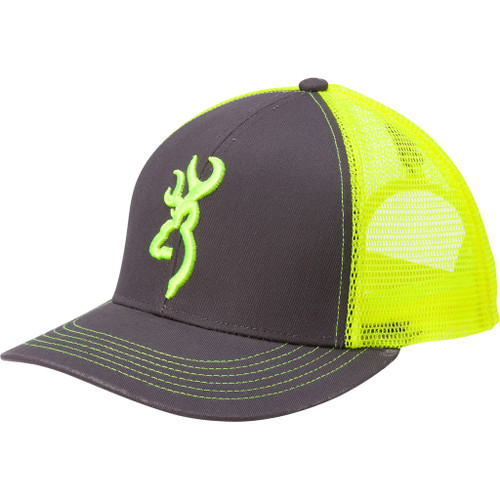 Browning Flashback Hatcharcoal/ Neon Green