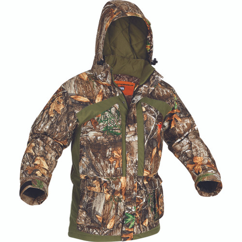Arctic Shield Classic Elite Parka Realtree Edge Large