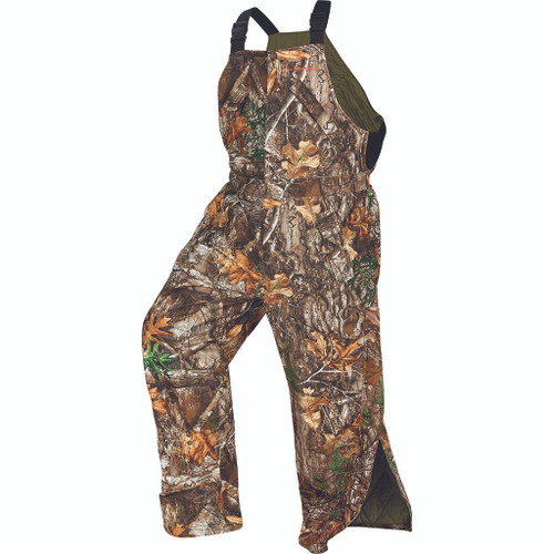 Arctic Shield Classic Elite Bibs Realtree Edge Medium