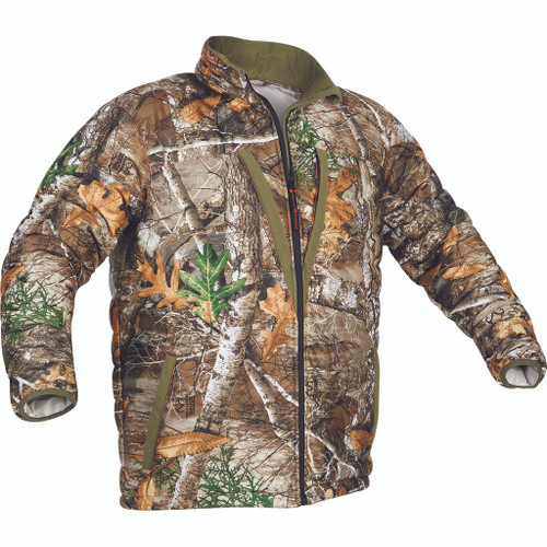 Arctic Shield Heat Echo Loft Jacket Realtree Edge Medium