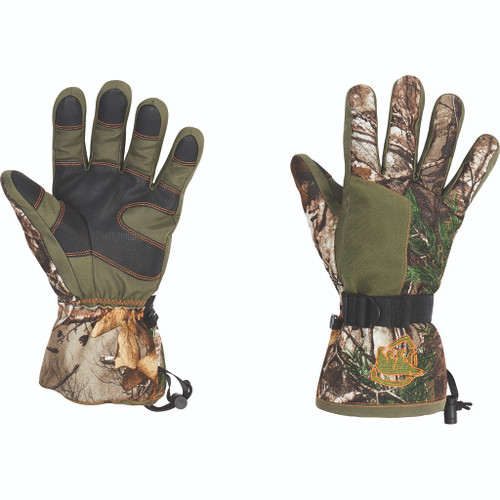 Arctic Shield Classic Elite Glove Realtree Edge  Large