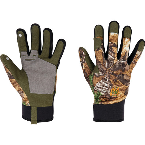 Arctic Shield Heat Echo Shooters Glove Realtree Edge  Medium
