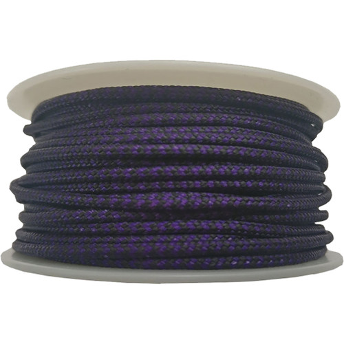 Bcy 24 D-loop Materialpurple/black 1m