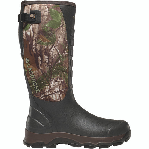 Lacrosse 4x Alpha Boot 3.5mmrealtree Xtra Green 10