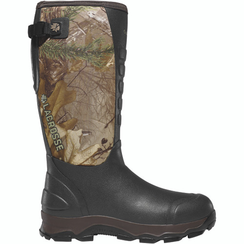 Lacrosse 4x Alpha Boot 7mmrealtree Xtra 10