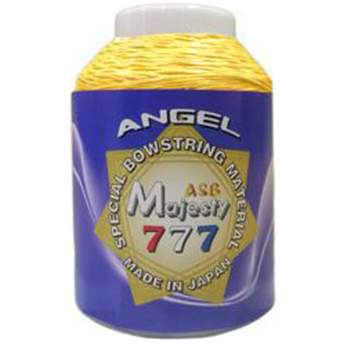 Angel Majesty 777 String Material Yellow 820 Ft./ 250 M